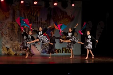 2019.12.08 Clásico, Contemporáneo, Estilo Libre y Showdance